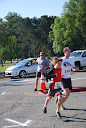 Luke at Marin Human Race 2012