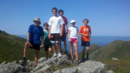 Wolf Ridge Trail 2012