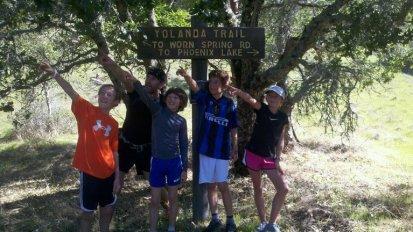 Yolanda Trail 2012