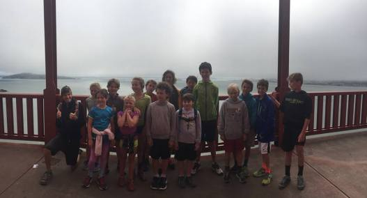 Group Pano GG Bridge 2016