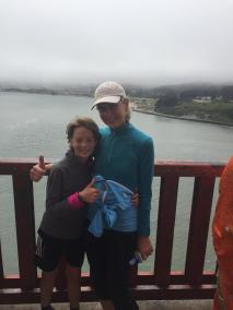 Mimi and Mum GG Bridge 2016